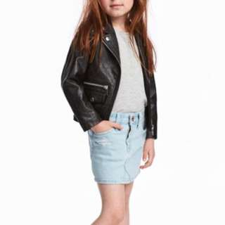 H&M kids - denim skirt
