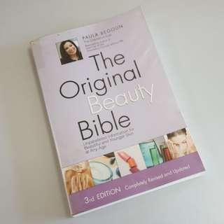The Original Beauty Bible (3rd ed), by Paula Begoun