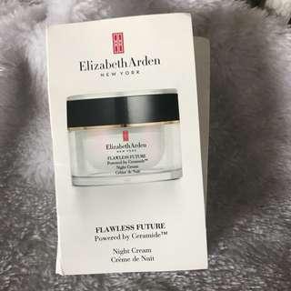 Elizabeth Arden night cream