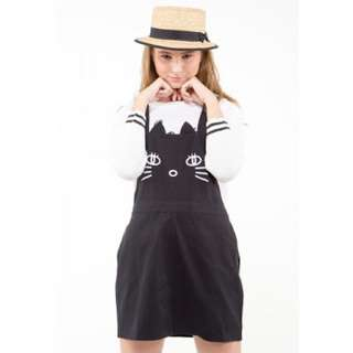 Black overall colorbox