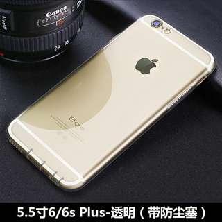 iphone6plus 透明手機殼