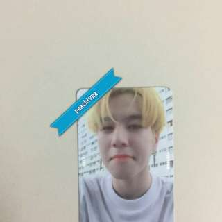 GOT7 YUGYEOM 7for7 PHOTOCARD