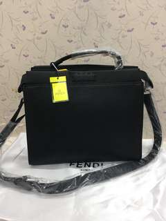 FENDI, Authentic quality