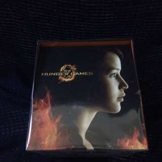 The Hunger Games[Blu-ray box set]