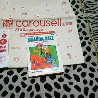 Dragon Ball Vol. 21 - Komik