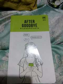 After goodbye