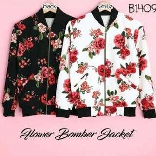 Flowers Bomber