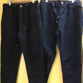 Uniforme橡筋頭Jogger Pants