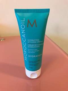 moroccanoil 保濕精華造型霜 75ML