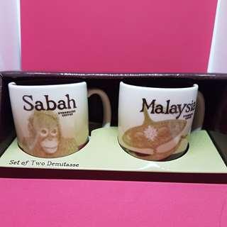 Starbucks Demitasse - Malaysia
