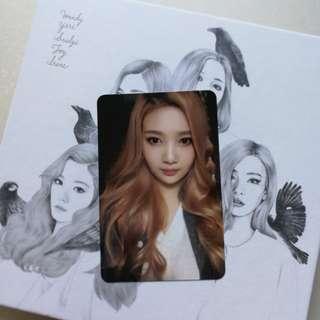 Red Velvet ICC Joy 换 Wendy/Irene/Yeri