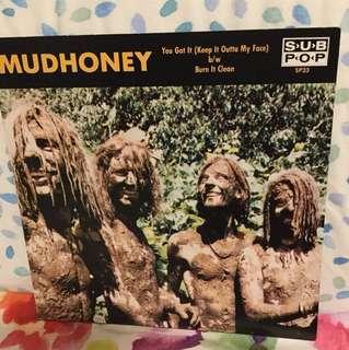 "Mudhoney - you got it - 7"" vinyl record single - sub pop original"
