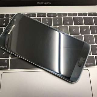 Samsung S7 Black Onxy 32GB 99%new