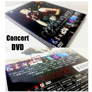 Used 孙燕姿 Stephanie Sun 24 Tracks Live Concert 2004 Dvd Sellzabo Songs