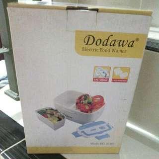Penghangat makanan / electric food warmer