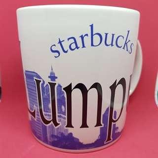 Starbucks Mug - Kuala Lumpur