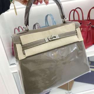 Hermes Kelly 25 大象灰 🐘Etoupe