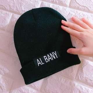 全新JEANASIS黑色冷帽 日本購 Free size