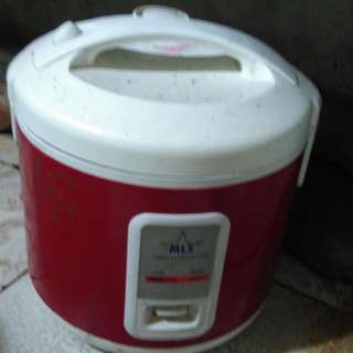 Rice cooker medium