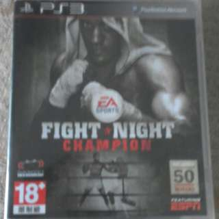 Fight Night Champions PS3
