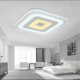 LED三色調光吸頂燈