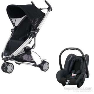 All 3 types of seats for sale!! Quinny Zapp Xtra + Maxi Cosi Cabrio Fix