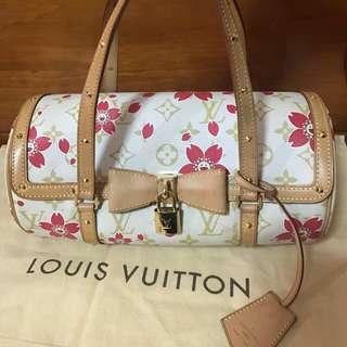 Louis Vuitton Papillon Cherry Blossom limited edition