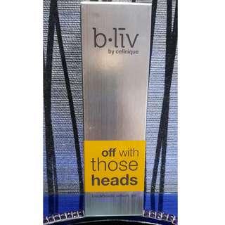 BNIB B.liv Off With Those Heads 45ML