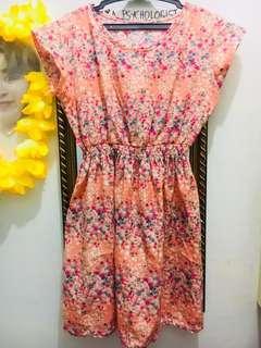 Floral short dress- No brand