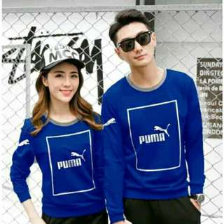 Sweater couple puma