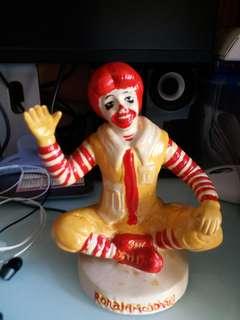 麥當勞叔叔 陶瓷