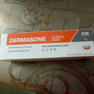 Dermasone cream