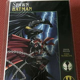 Image Spawn & Batman #1