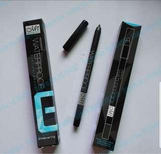 Menow Eyeliner Pencil with Sharperner‼️FREE NORMAL MAIL‼️