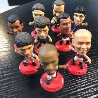 Corinthian football players Collection