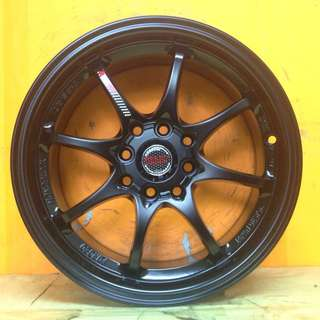 15 inch SPORT RIM VOLK RACING CE28 RASY WHEELS 8 SPOKE