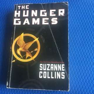 Book - Hunger Games