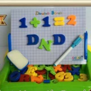 Magnetik board study game