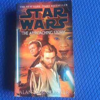 Book - Star War - The Approaching Storm