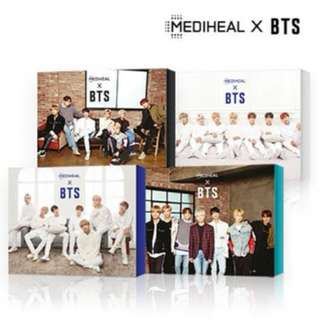 ONHAND READY TO SHIP MEDIHEAL X BTS  TINGI