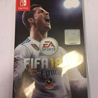 Fifa for Nintendo Switch