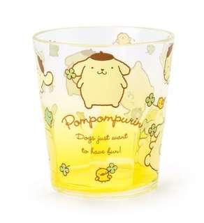 日本 Sanrio 直送布甸狗樹脂膠杯