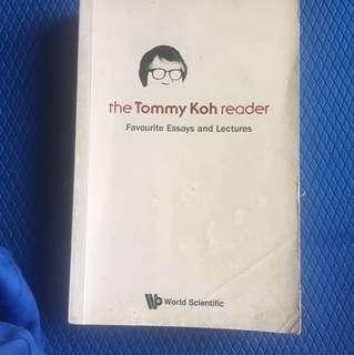 Book - Tommy Koh Reader