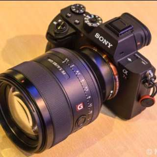 Sony GMaster 85 mm 1.4G