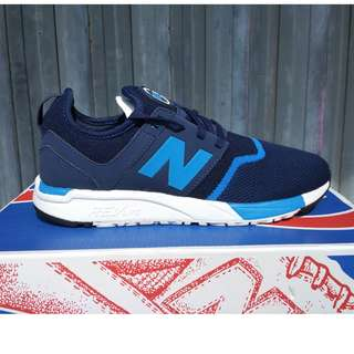 New Balance 247 Navy Blue MRL247NB ORIGINAL