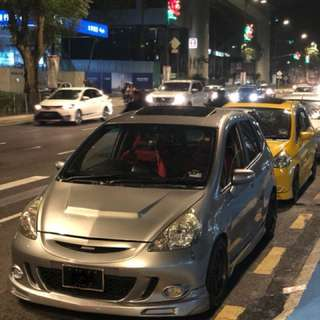honda jazz fit gd3