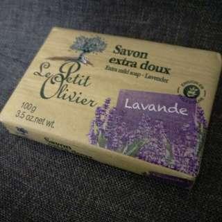 【未開封】小橄欖樹 草本保濕香皂