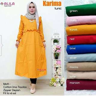 Karima  Long Tunic