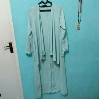 Long Cardy baby blue