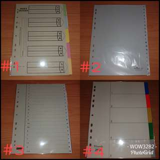 Page Divider